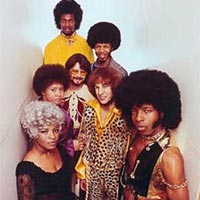 The Original Sly and the Family Stone promo image taken 1969