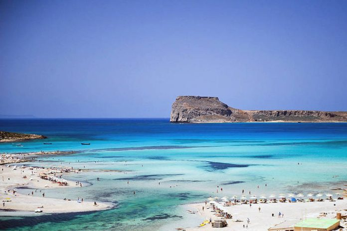 Balos-Top 10 best beaches in Greece