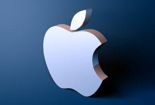 apple, ilustračná foto