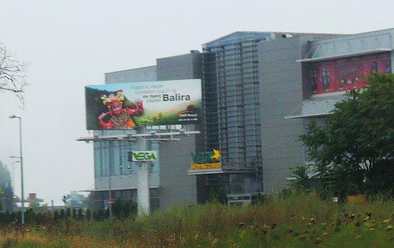 Billboard Komárno