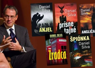 Daniel Silva a jeho TOP 5