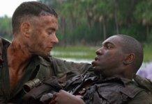 Forrest Gump scéna Vietnam