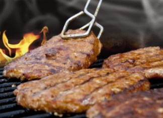 Grilovanie mäsa SXC