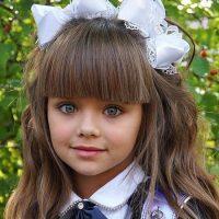 Спомняте ли си 6-годишната Анастасия от Русия, обявена за най-красивото дете в света? Ето какво се случва с нея сега
