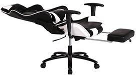good cheap gaming chairs chair cover rentals fresno reviews top 5 under 100 top5er bestoffice for sleeping in