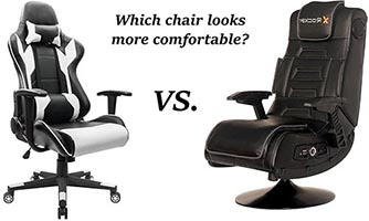 5 Insanely Comfortable Gaming Chairs Whos Up For Comfy Time