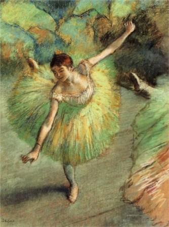 #4 Dancer Tilting (1883)