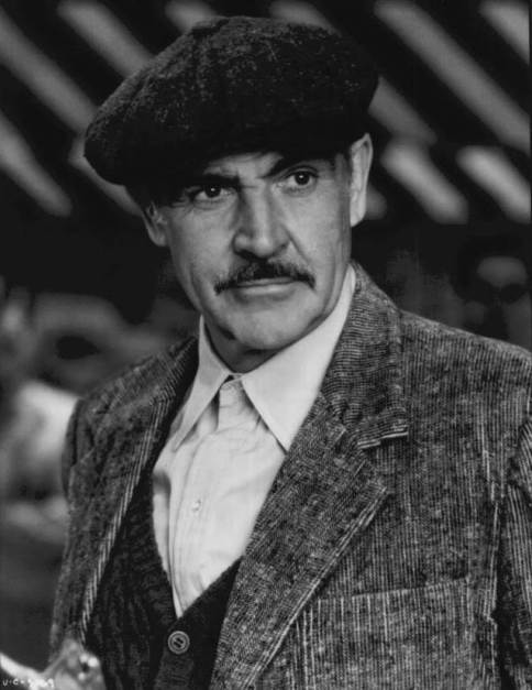 #2 Sean Connery Characters
