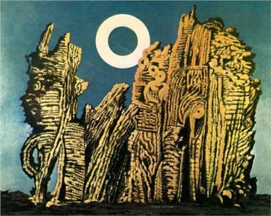 #2 Max Ernst Forests!