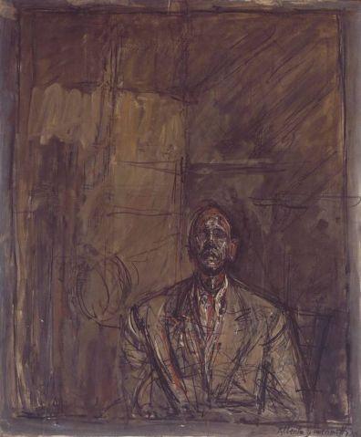 #1 Alberto Giacometti Portraits!