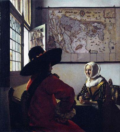#4 Vermeer Masperpieces with that window!