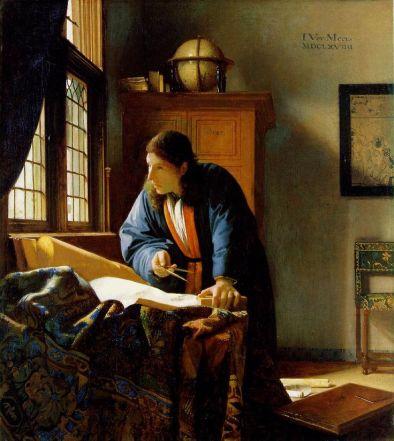 #3 Vermeer Masperpieces with that window!