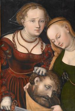 #2 Lucas Cranach Beheadings!