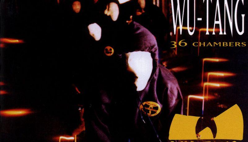 Wu-Tang Clan - Enter the Wu-Tang (36 Chambers) album review #TOP5RAPWEBSITE top5rapwebsite.com