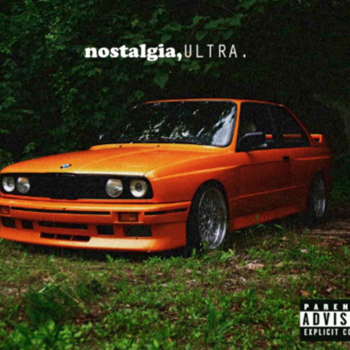 Best R&B Albums of the 2010s HM: Frank Ocean - nostalgia, ULTRA