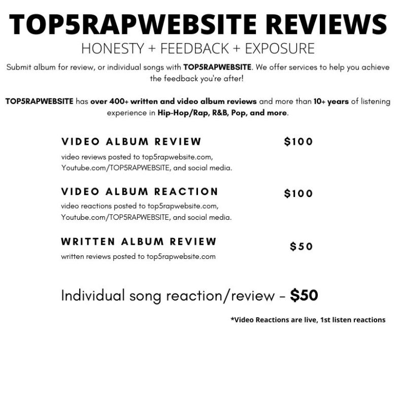 Submit Album for Review Music Submissions
