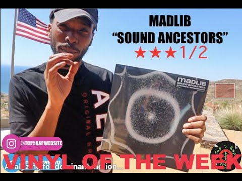 Madlib Sound Ancestors vinyl!