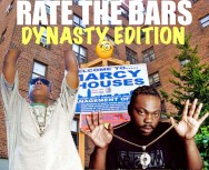 Rate the Bars Dynasty Edition Jay-Z