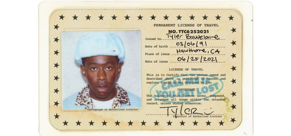 Tyler the Creator Call Me If You Get Lost review