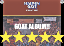 Marvin Gaye Leon Ware   I Want You CD Review