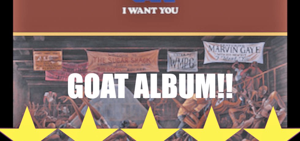 Marvin Gaye Leon Ware | I Want You CD Review