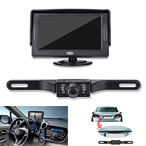 Top 10 Best Wireless Backup Cameras For Your Car In