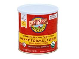 Organic Baby Formula