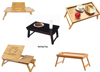 Best Breakfast Tray Table Review