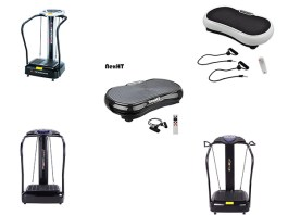 Best Whole Body Vibration Fitness Machine Review