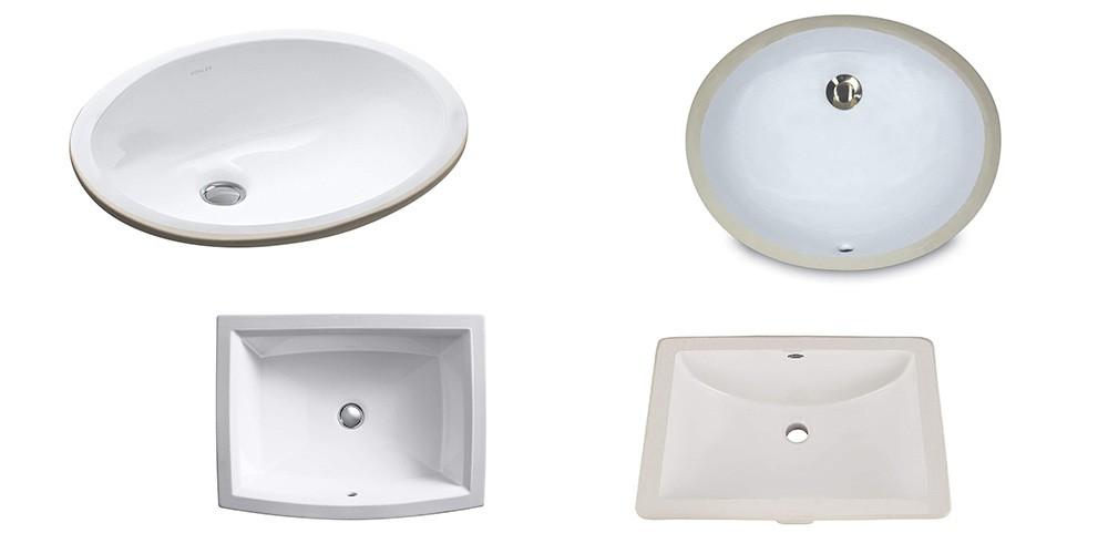 Top 10 Best Small Undermount Bathroom Sinks In 2018   Top6Pro