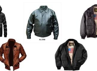 Best Leather Bomber jacket