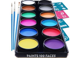 Best Face Painting Kits