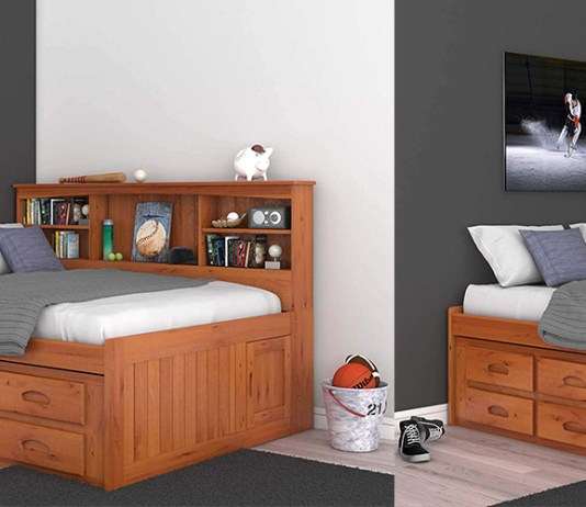 Best Full Bookcases Daybeds