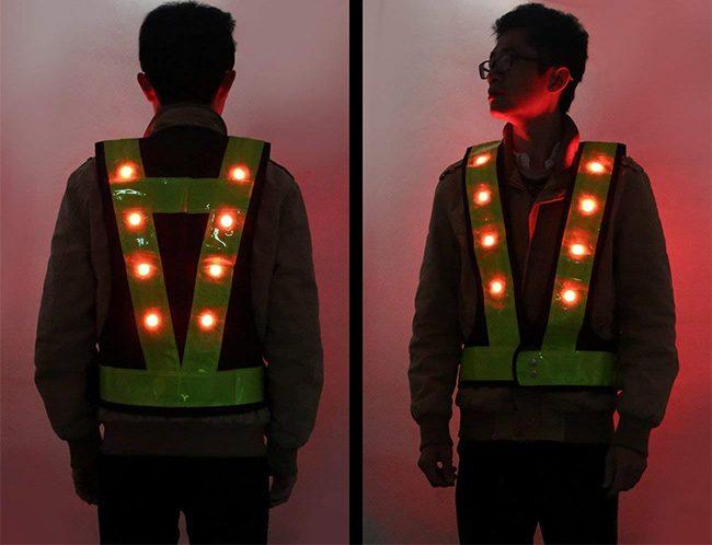 Best LED Reflective Vest