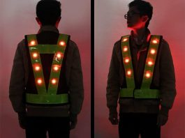 Best LED Reflective Vest