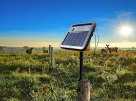 Best Solar Electric Fence Charger