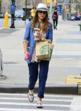 Jessica-Alba oxford shoes