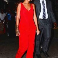 Rihanna's shoe persistence