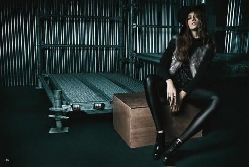 paranoia leather