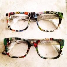 paper glasses trend