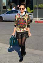 fancy pullover
