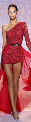 red zuhair murad haute