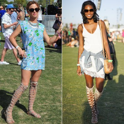 buy-knee-high-gladiator-sandals-wallpaper-how-to-wear-knee-high-gladiator-sandals-popsugar-fashion