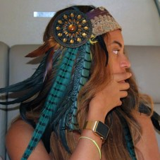 beyonce wearing apple awatch