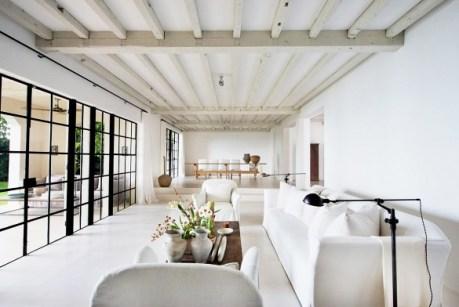 calvin klein living room