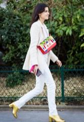 wear your shouder bag as a cross body