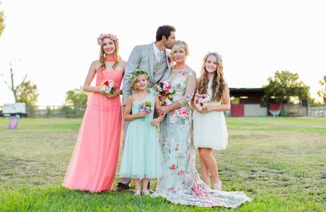 jennie garth wedding