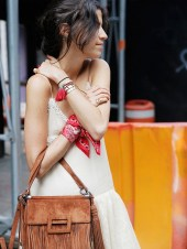bandana -bracelet