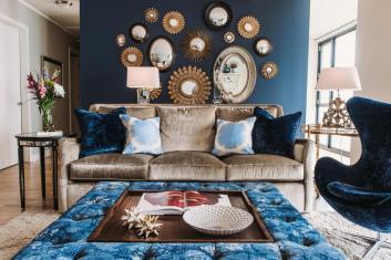 velvet style home