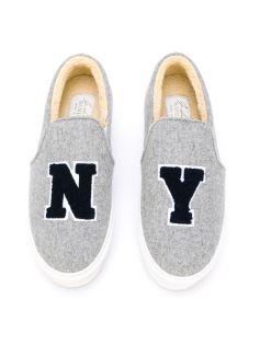 joshua sanders NY platform sneaker 343$